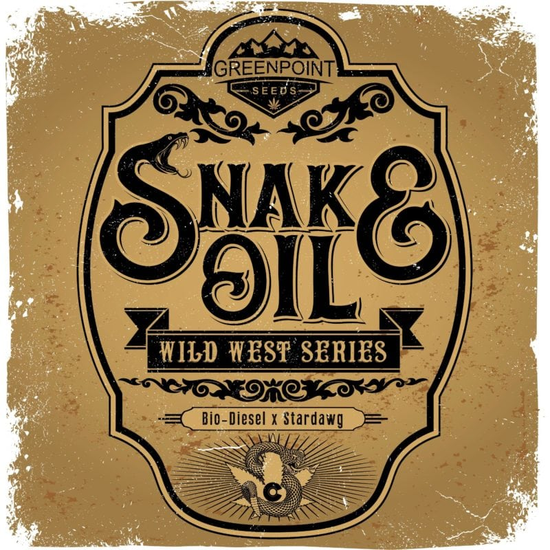 Snake Oil Cannabis See...