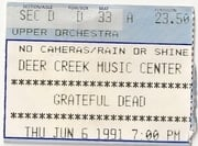 Grateful Dead | Deer Creek - 1991