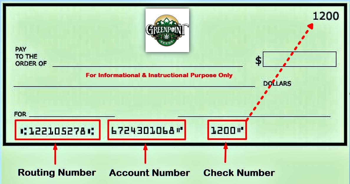 FIND YOUR CHECKING ACCOUNT & ROUTING NUMBER