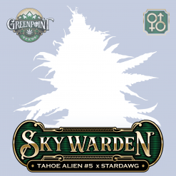 Tahoe Alien #5 x Stardawg Seeds | Sky Warden Cannabis Seeds