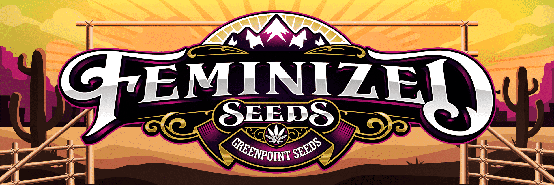 Feminized Seeds - Female Cannabis Seeds - Greenpoint Seeds - Colorado Seed Bank