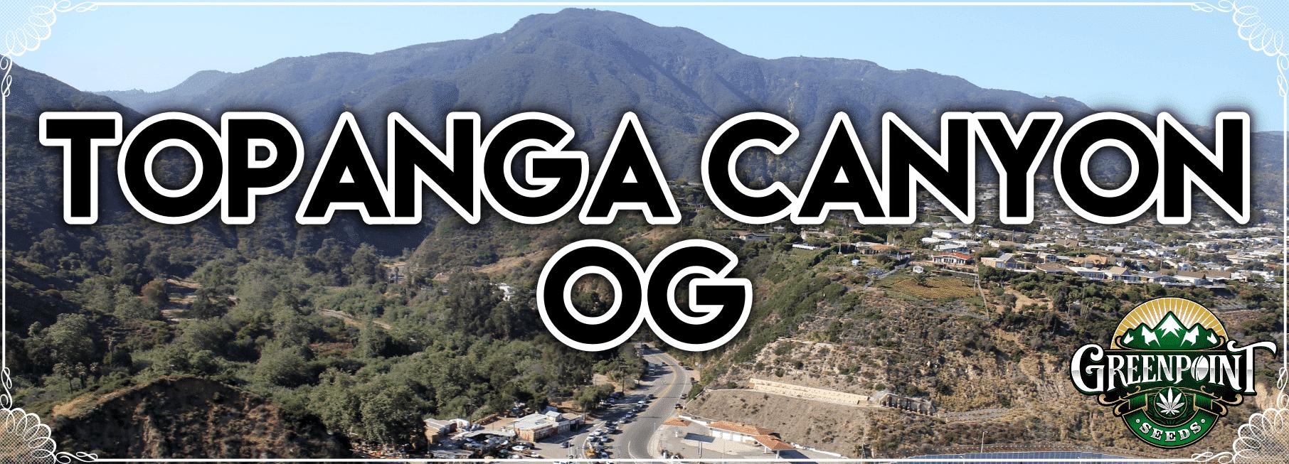 Topanga Canyon OG